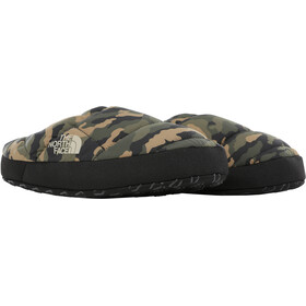 The North Face NSE Tent Mule III Kengät Miehet, burnt olive green woodland camo print/tnf black